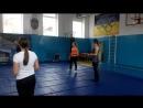 ОГУВД, 4 группа.Тренировка.Волейбол