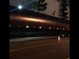 Боковой ускоритель от Falcon Heavy готов к отправке с завода в Хоторне.