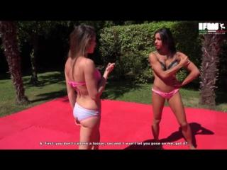 Italian Female Wrestling - Il sito del wrestling femminile italiano[via torchbrowser.com]