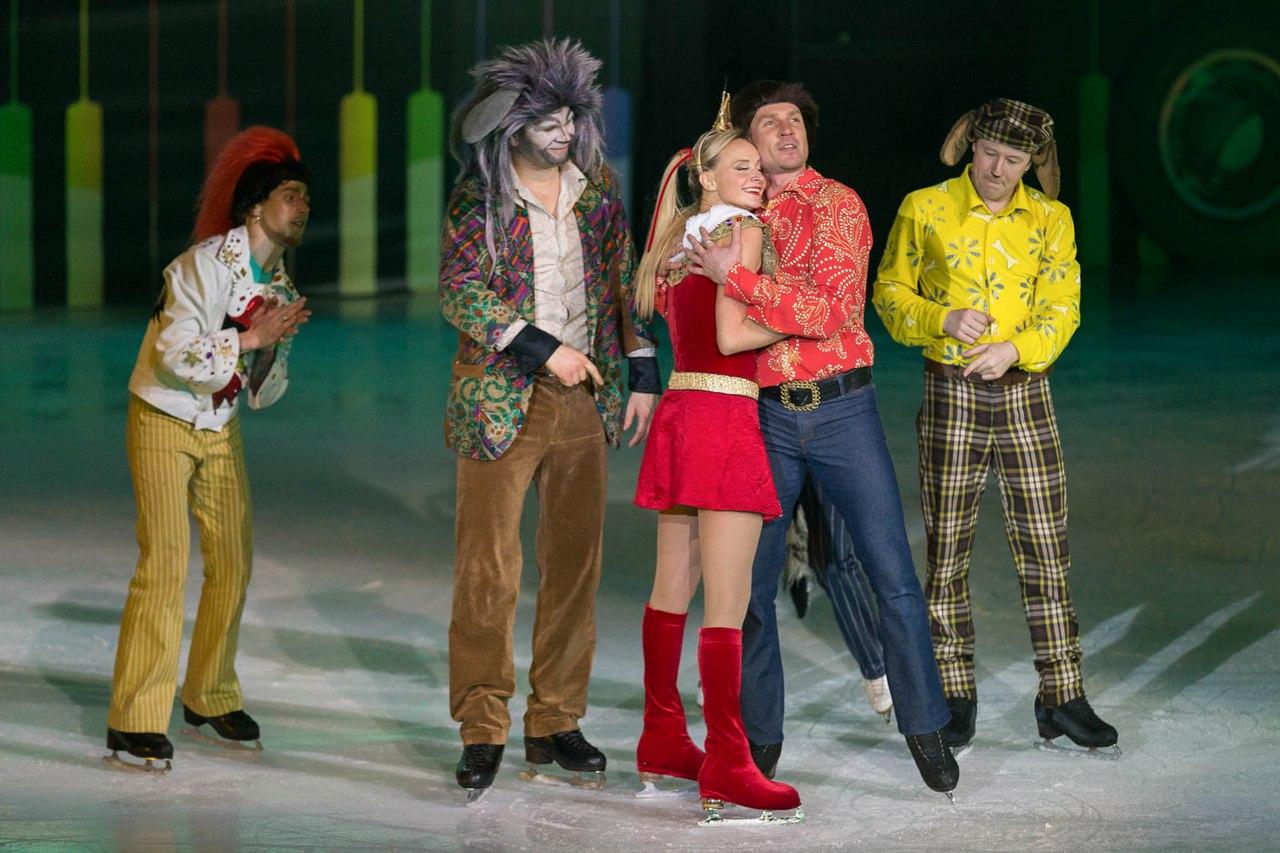 Ледовые шоу Ильи Авербуха *Мама*, *Малыш и Карлсон*, *Рождественские встречи*, а также различные новогодние шоу на льду - Страница 6 IvKD2ne_-4Q