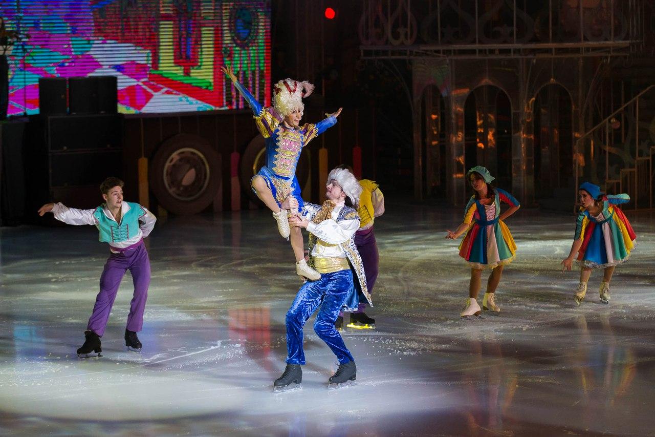 Ледовые шоу Ильи Авербуха *Мама*, *Малыш и Карлсон*, *Рождественские встречи*, а также различные новогодние шоу на льду - Страница 6 DxOtYXMRUZw