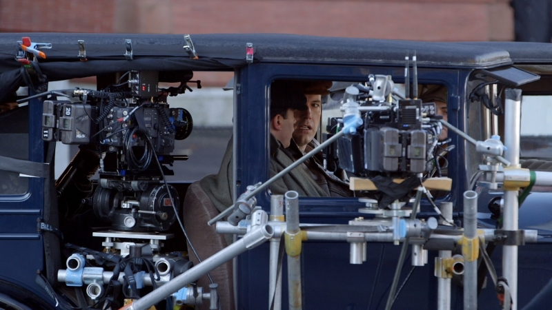 Live by Night [In Close Up: Creating a Classic Car Chase]