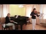 Just Play / Сектор Газа - 30 лет (кавер на скрипке пианино)