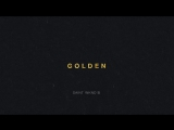 SAINT WKND - Golden Cover Art