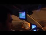13 экранов. 10-такси, ТВ на приборке, навигатор, регистратор (VHS Video)