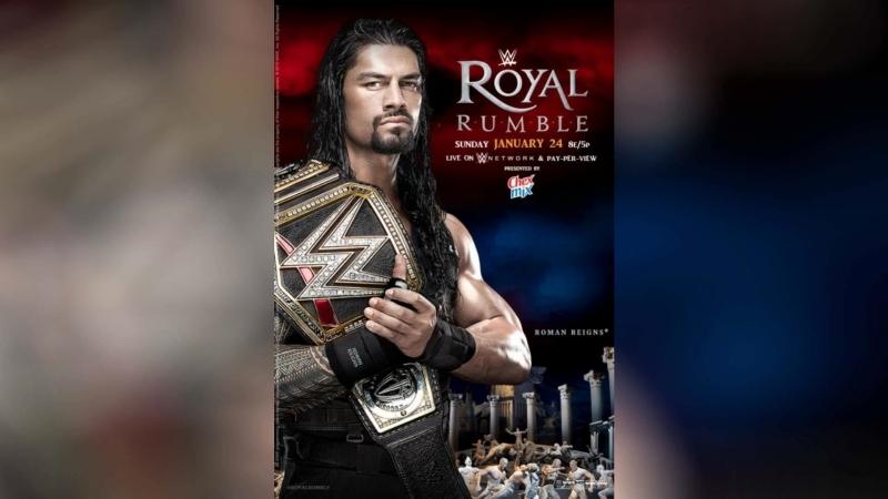 WWE Королевская битва (2013) | Royal Rumble