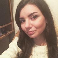 Анкета Анастасия Просвирина