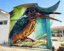 Великолепный стрит-арт на улицах города от художника Артура Бордало(Artur Bordalo)