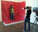 Многие художники рисуют моделей, но Алекса Мид занимается творчеством совершенно по-другому.