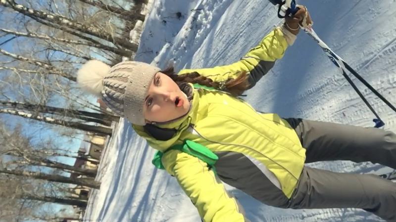 Лыжники-фуфлыжники🤦🏼♀️⛷😂