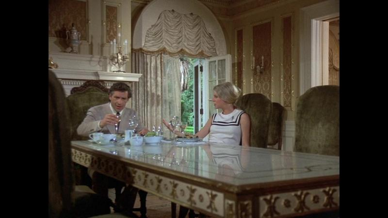 Коломбо - Сезон 2 (1972—1973) - Серия 1 Этюд в чёрных тонах