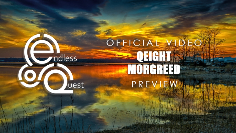 Qeight - Morgreed |Official Video| |Preview|