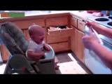 Детский смех - самый заразительный