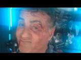 Видео Сильвестра Сталлоне со съемок фильма
