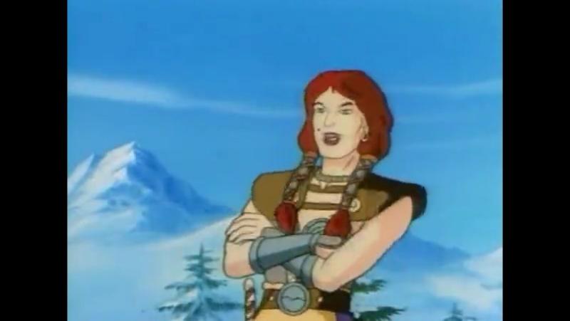Конан: Искатель Приключений (1993) [s02e34 - The Frost Giant's Daughter]