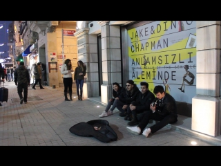 Турецкая уличная музыка 2