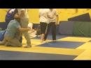 Первый урок дзюдо