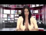 Реальная ведущая новостей  Албанского ТВ