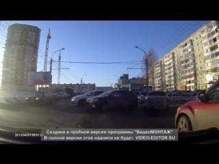 ДТП Омск: медвежья услуга
