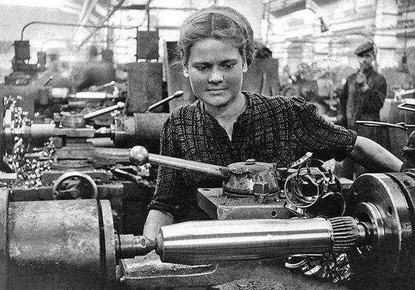 Подвиг девочек с патронного завода