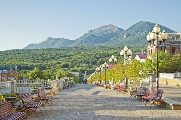 10 причин посетить Железноводск