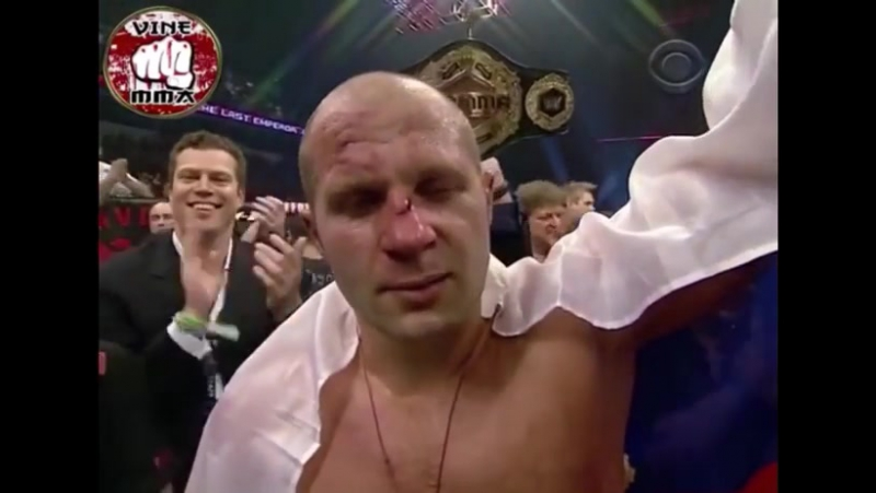 Последний Император 🔝 👑 📽 Fedor Emelianenko 🆚 Brett Rogers 🏆Турнир: Strikeforce 📆 Дата: 7 ноября 2009 год