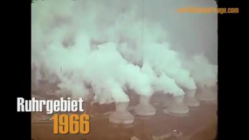 Ruhrgebiet 1966 Teil 2/ Рурский 1966 Часть 2