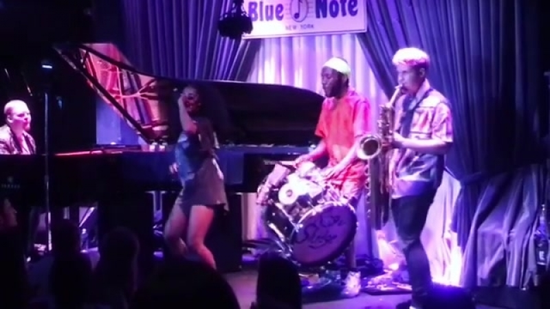 2017_Too Many Zooz at the Blue Note