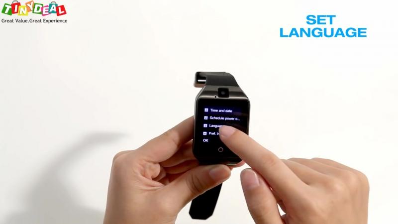 Умные часы Q18 Smart Watch Phone Curve Screen NFC Compass 1.3MP Camera Pedometer Sleep Monitor