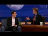 Бенедикт Камбербэтч на шоу Конана / Benedict Cumberbatch on Conan show (рус. перевод и озвучка)
