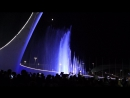 Поющие фонтаны г. Сочи Олимпийский парк