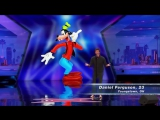 Парень великолепно имитирует голоса популярных персонажей мультфильмов