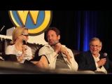 Wizard World Chicago Comic Con 2016 – The X-files panel clips