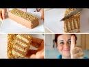MATTONCINO DOLCE DI BENEDETTA Ricetta Facile Senza Cottura Nutella Brick Cake Easy Recipe