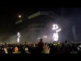 Hommage de DJ Snake au attentat de Nice - Electrobeach 2016 - HD