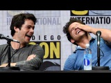 Teen Wolf Cast REVEALS What Tyler Posey &amp Dylan O'Brien Taught Them
