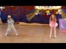 "Макар и Полина.Танец ""Куклы"" (hip-hop mix).MOV"