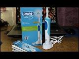 Электрическая зубная щётка ORAL-B Vitality D12.513  Electric toothbrush ORAL-B Vitality D12.513