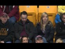 Guy Pulls Out Sign on Gophers Kiss Cam