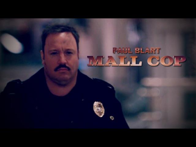 Paul Blart Mall Cop as a Serious Action movie Trailer Mix смотреть онлайн без регистрации