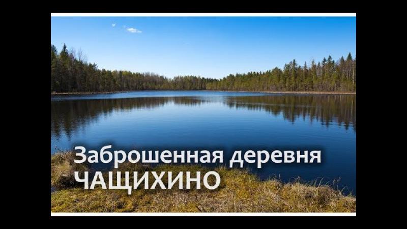 1.7 Заброшенная деревня Чащихино
