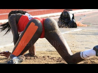 Fátima Diame - Best Body in Womens Track & Field