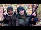 Казашки мусульманки жестко запугали фашистов России