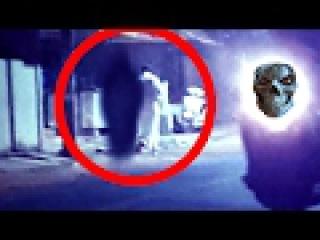 Злой Дух преследует человека 7