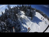 360 Video High Peaks Chairlift at Gore Mountain 2-18-17