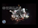Halloween Parade NYC  2016
