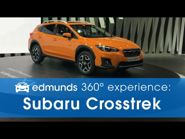 Subaru Crosstrek 360° Experience at the 2017 Geneva Auto Show