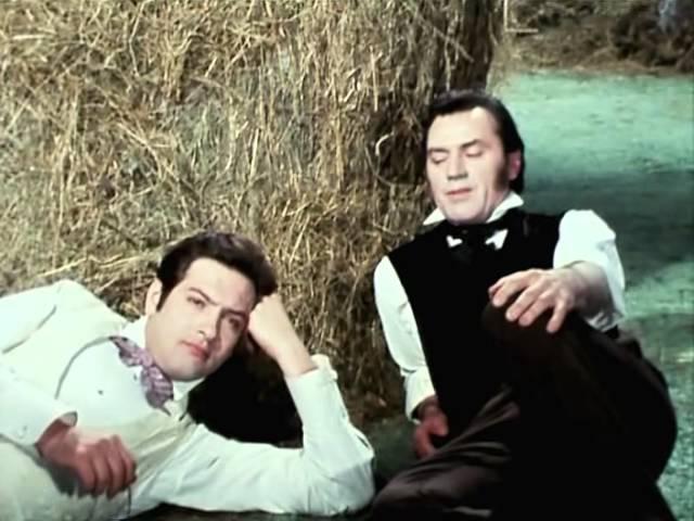 Спектакль «Отцы и дети» Иван Тургенев Малый театр (1974) г.