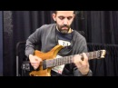 Fred Brum plays headless 7-string .strandberg* #22 at NAMM 2012