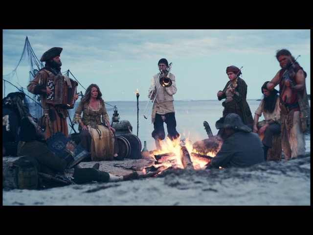 YE BANISHED PRIVATEERS Annabel Official Video Napalm Records